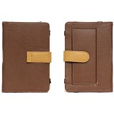"UNEED Universal Case Camera for 7"" Tablet [UCUN7003C] - Brown - Casing Tablet / Case"